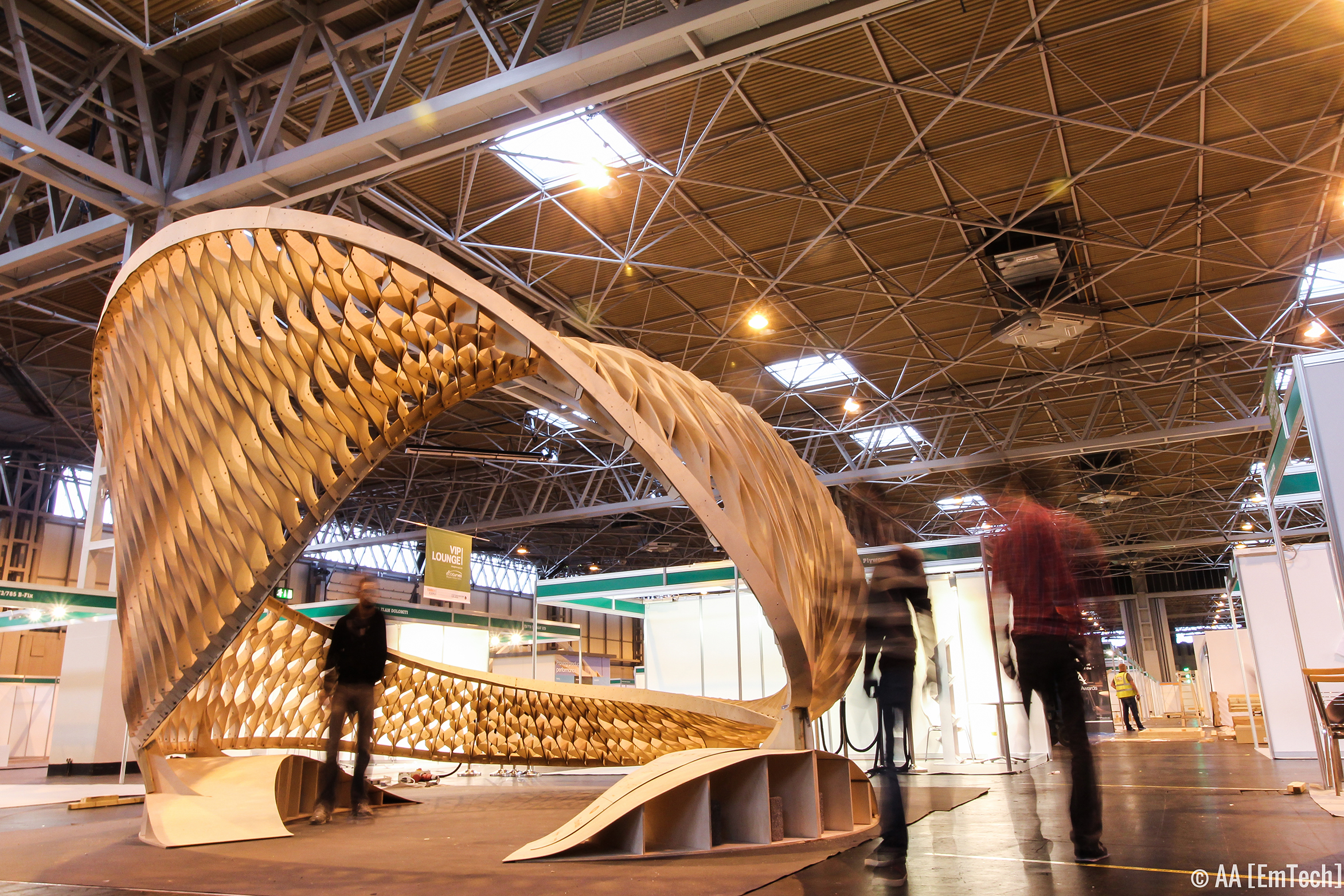 The TWIST @ Timber EXPO 2015